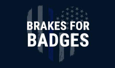 Brakes for Badges
